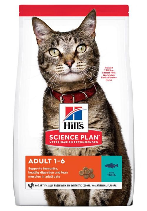 Hill's Science Plan Feline Adult Tuna 7KG