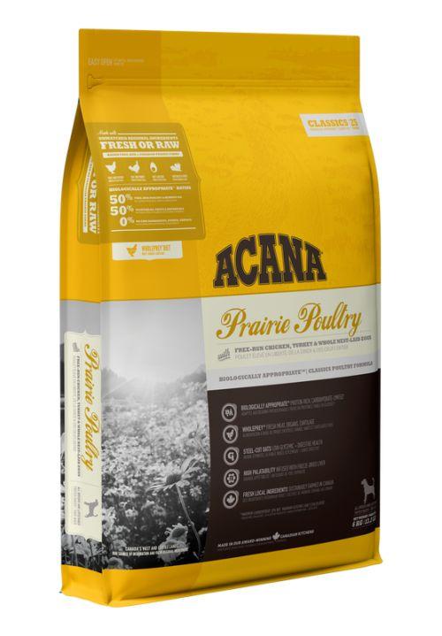 Acana Classics Prairie Poultry Dog Food – 11,4KG
