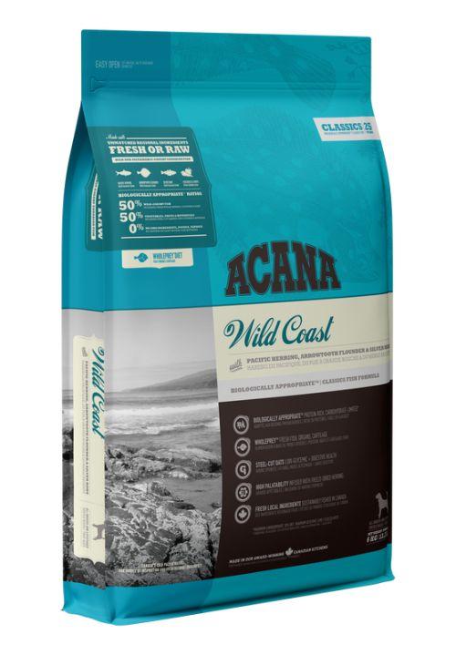 Acana Classics Wild Coast Dog Food – 11,4KG