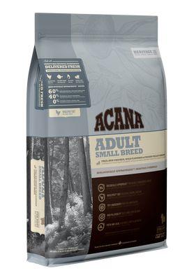 Acana Heritage Adult Small Breed Dog Food  – 2KG