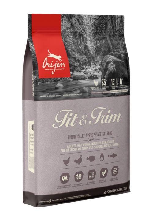 Orijen Fit & Trim Cat Food – 1,8KG