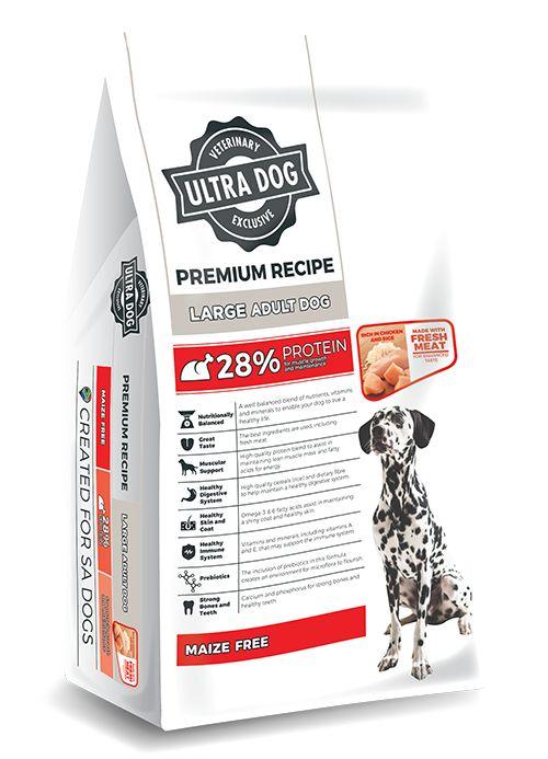 Ultra Dog Premium Large Adult 20kg