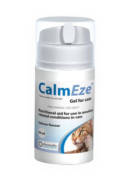 CalmEze Gel For Cats 50ml