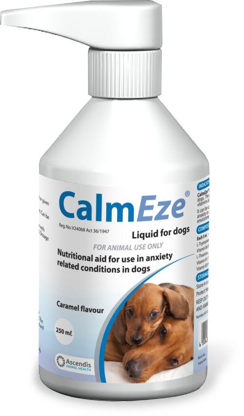 CalmEze Liquid For Dogs 250ml