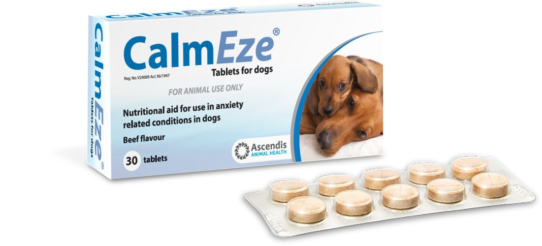 CalmEze Tablets For Dogs Pack Of 30 Tablets