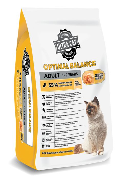 Ultra Cat Optimal Balance  Adult – 10kg