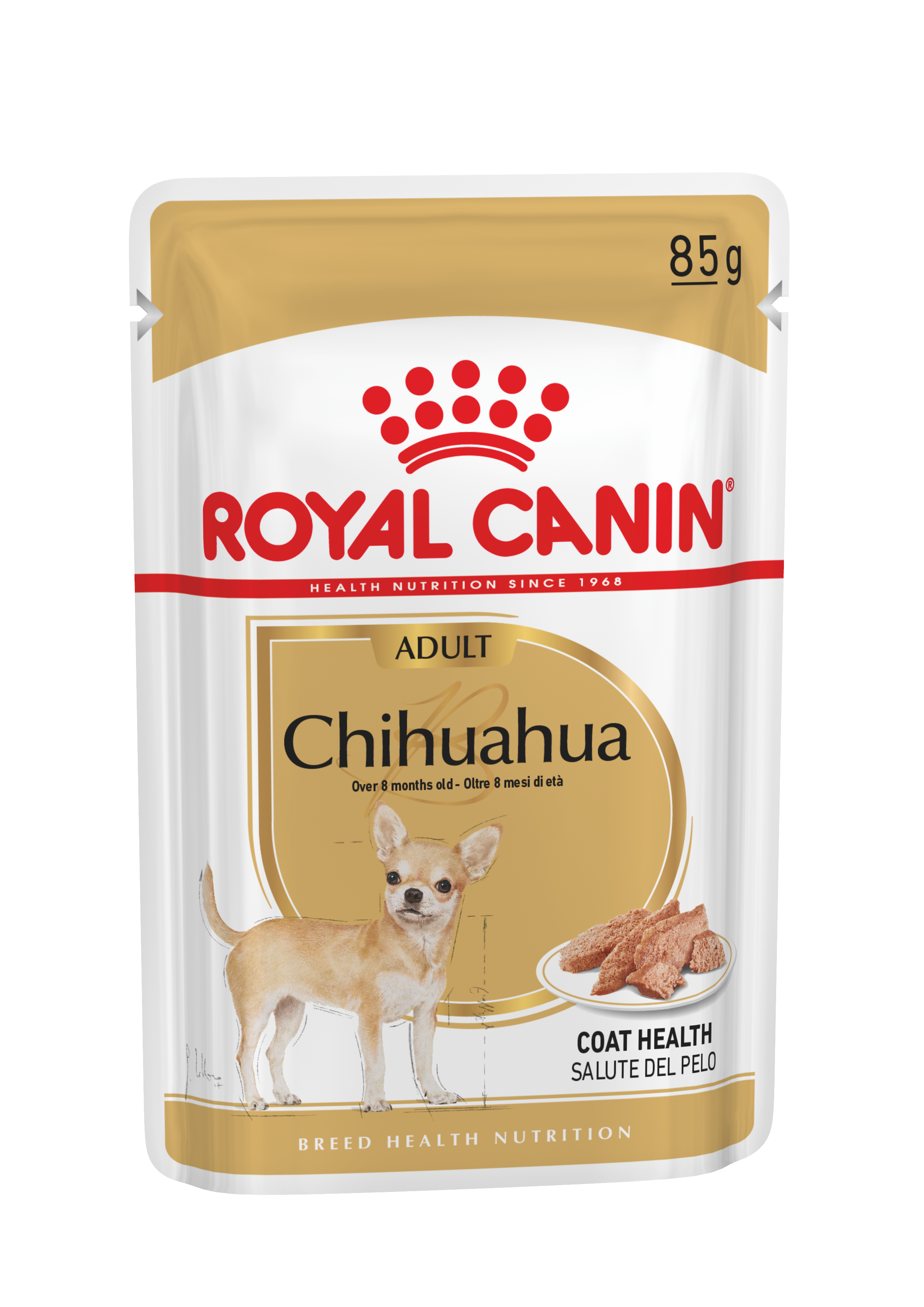 Royal Canin Chihuahua Adult Wet Food Pouch 85g