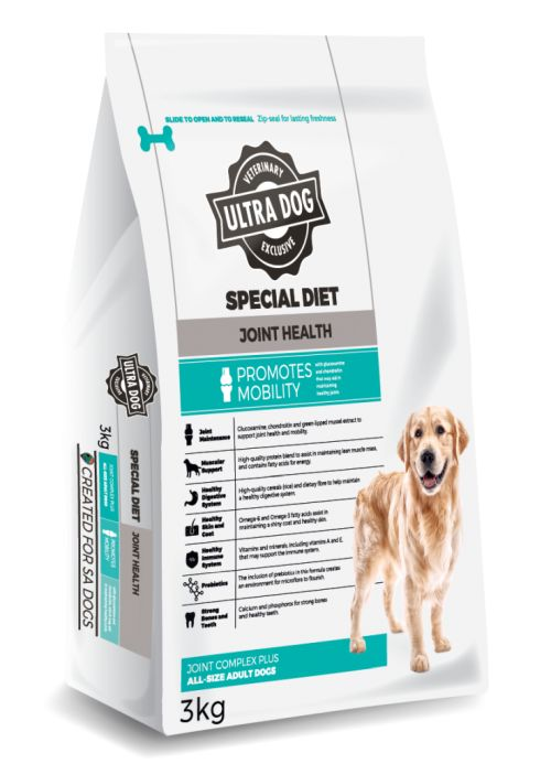 Ultra Dog Special Diet – Joint Health – 12kg