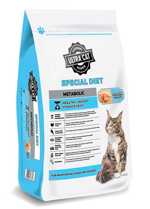 Ultra Cat Special Diet – Metabolic – 2kg